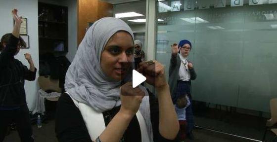 muslim defense